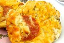 Keto Main Dishes / Gluten-Free and Ketogenic Recipes