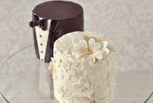 Have Your Cake... / Awesome wedding cakes brought to you by www.myfauxdiamond.com!