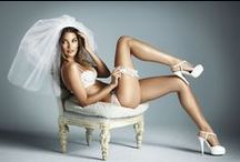 The Sexy Bride! / Ideas of wedding night sexy lingerie! brought to you by... www.myfauxdiamond.com