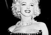 Vintage Hollywood Jewelry Inspiration / Jewelry Inspiration from Vintage Hollywood brought to you by... www.myfauxdiamiond.com
