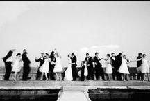 The Wedding Party / A Board Dedicated To The Entire Wedding Party brought to you by... www.myfauxdiamond.com #myfauxdiamond #cubiczirconia #jewelry #wedding