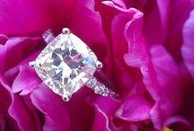 Diamond Engagement Rings... / Beautiful Diamond Engagement Rings! Brought to you by... www.myfauxdiamond.com