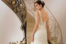 Bridal Fashion / Beautiful bridal gowns a board brought to you by www.myfauxdiamond.com