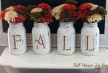 Fall Fun / Crafts and other fun ideas for Fall, which includes my favorite holiday...HALLOWEEN!!!