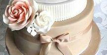 Svadobné torty Wedding cakes / Svadobné torty, ktoré si zapamätáte navždy