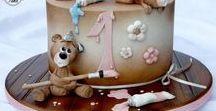 Detské torty - Cakes for kids / Krásne tortičky pre deti Awesome cakes for kids