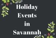 Holiday Savannah