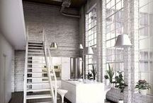 loftowy styl / loft style