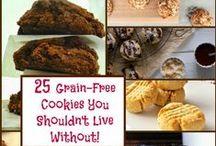 Cookies ~ Gluten-Free / Delicious gluten-free cookie recipes