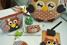 Owls diy