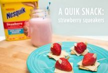 Quik Snacks / by Nesquik USA