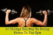 Fitness Tips & Tricks