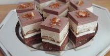 Recepty na zákusky - dessert recipes / Recepty na lákavé zákusky sviatočné, svadobné, alebo len tak ku káve