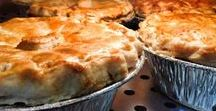 Pie Society: A traditional British bakery / Pie Society is a traditional British bakery located in City Market of downtown Savannah. In 2016, we welcomed them to our food tour family. They are featured on our First Squares food tour.