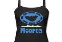 MOOREA / Pins About Moorea, Pins of Moorea Tshirts, Moorea Souvenirs or Moorea Gifts