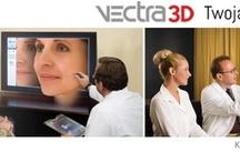 Vectra 3d - wizualizacja wyglądu po operacji plastycznej / Vectra 3d - to nowoczesne narzedzie umozliwiające wizualizacje wyglądu pacjentki  po operacji plastycznej
