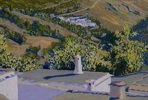 La Alpujarra en pintura