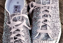 Glitter and Sparkles / by Marcie Erin Eggers