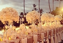 Flowers and Tablescapes.