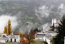 Bubión / Fotos del pueblo alpujarreño de Bubión.