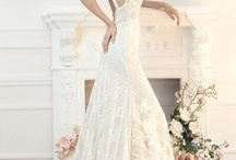 Wedding Dresses / Whether your wedding is on a beach or in a chapel, your perfect wedding dress is out there.