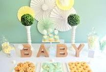 Baby Shower / Celebrate the birth of your child at the Clubhouse, a beautiful venue ready to  accommodate your every need to make your special day enjoyable