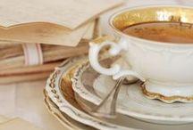 English # tea # Tableware # Bone China / www.alabrocanta.nl / by Thysia A la Broc@nt@