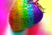 Rainbow love / by Emily Arroyo Laughlin