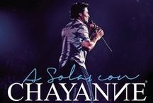 Chayanne Music / Tu amor me diò en el centro de mi corazòn El blanco màs perfecto de mi perdiciòn.