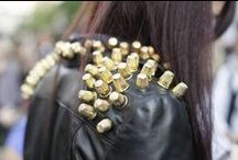 Leather & Studs