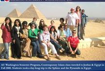 Travel Program / by School of Professional & Extended Studies (American University)