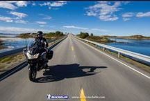 Riding Touring / Find out all our best photos of  #MICHELIN Touring #tyres