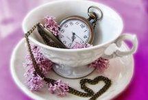 Tea time/ Время пить чай