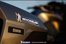 MICHELIN  & BMW Motorrad / The nicest pictures of BMW Motorrad on Michelin rubber