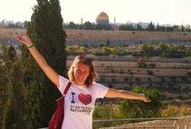 Alpujarreños Viajeros / Fotos de personas con la camiseta o sudadera de I Love Alpujarra.