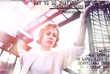 OUR edits - Catherine Hicks / Our fan site - @weheartcatherinehicks - edits!!