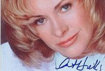 AUTOGRAPHS - Catherine Hicks / Catherine Hicks - autographed items!