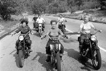 Vintage riding
