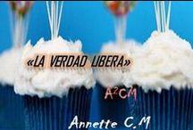 Annette C.M - Frases / Emociones del día. Frases para el día a día.