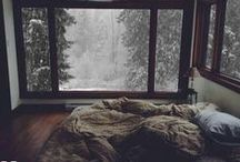 The coziest places on the world / Cozy bedrooms yay