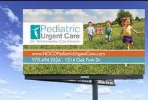 Billboards and Bus Shelters