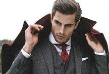 Mens Fashion / Chic Indie