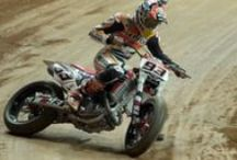Dirt track / Dirt track with Michelin tires
