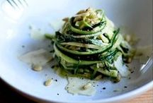 chow // zoodles