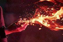Magic of Fire