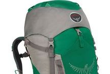 New Packs for 2016! / The latest backpacks from Backcountry Edge favorite brands like Osprey, Deuter, Kelty, Mountainsmith and MORE.