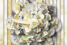 "A Precious Bundle Of Joy Version Yellow by Ilonka's Scrapbook Designs / This wonderful new, sweet and precious Mega Kit and Collection ""A Precious Bundle Of Joy is available in two colors.   http://www.digiscrapbooking.ch/shop/index.php?main_page=index&manufacturers_id=131&zenid=505e549644797992fb6f20f38872706b  http://digital-crea.fr/shop/?main_page=index&manufacturers_id=177  http://www.godigitalscrapbooking.com/shop/index.php?main_page=index&manufacturers_id=123"