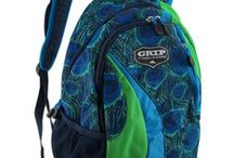 School Year Gear / Cool ways to carry, wear, store and shed some light on awesome school year gear any time of year!