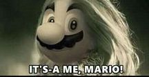 Its me, Mario! / Me.