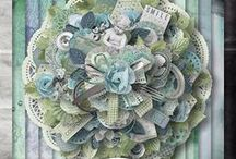 Wishing Well by Ilonka's Scrapbook Designs